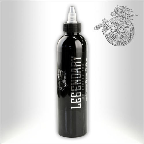 World Famous Ink - Black Outlining, 120ml