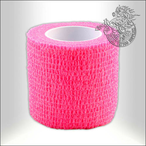 Cohesive Wrap - 50mm - Pink