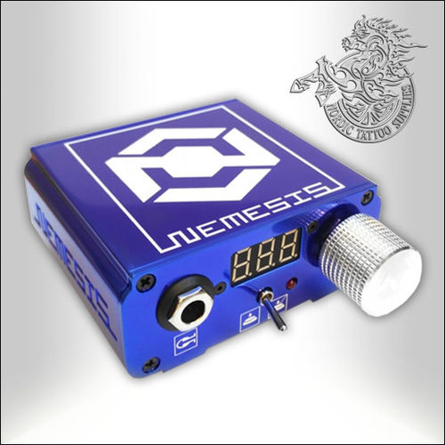 Nemesis Power Supply, Blue