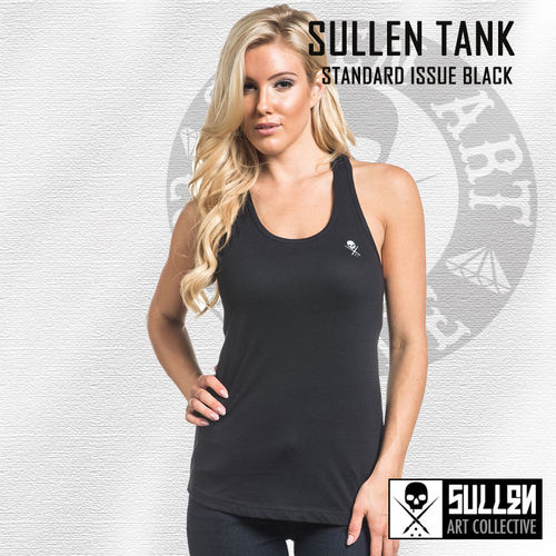 Sullen Angels - Standard Issue Tank Top - Black