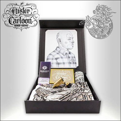 Bishop Microangelo - Limited Edition - Mister Cartoon