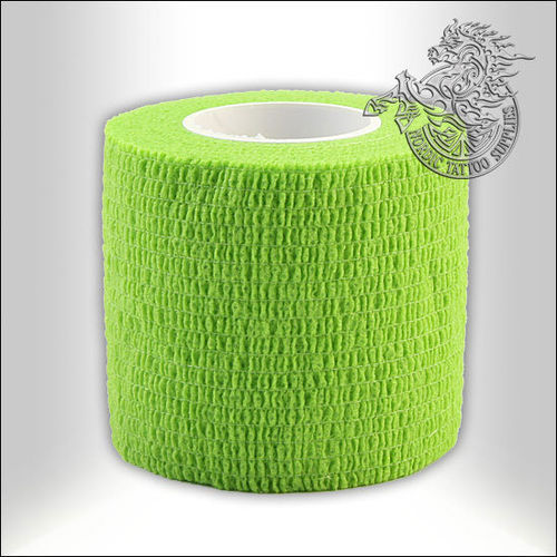 Cohesive Wrap - 50mm - Green