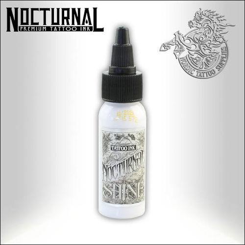 Nocturnal Ink 30ml - Shine White