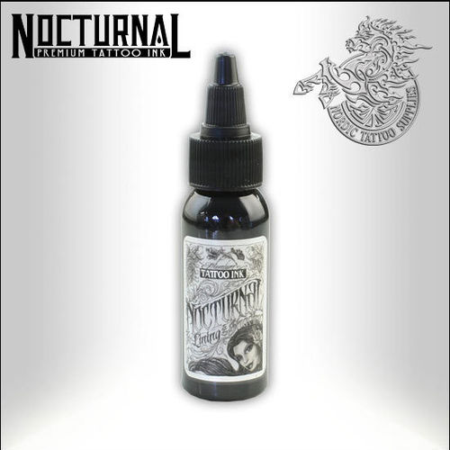 Nocturnal Ink 30ml - Lining and Shading Black