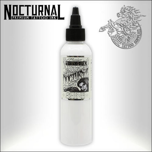 Nocturnal Ink 120ml - Shine White