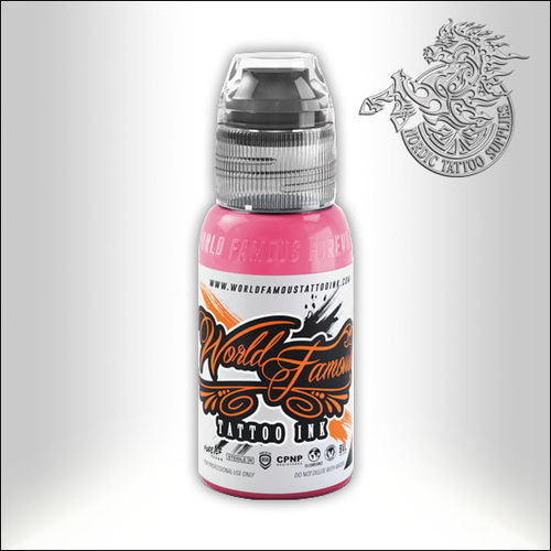 World Famous Ink - Bali Pink, 30ml