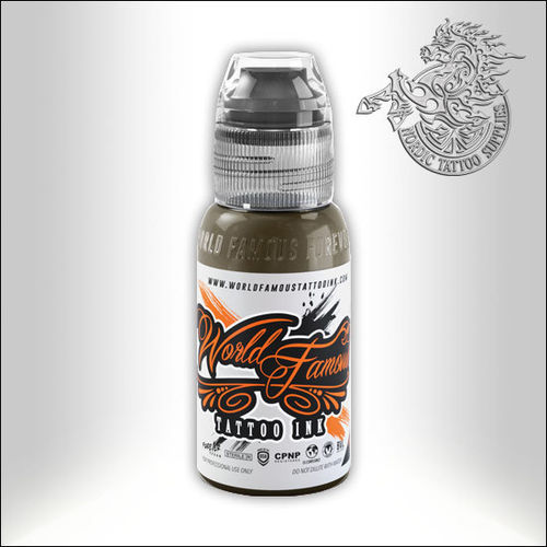 World Famous Ink - Brooklyn Brownstone, 30ml