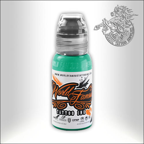 World Famous Ink - Caribbean Sea, 30ml