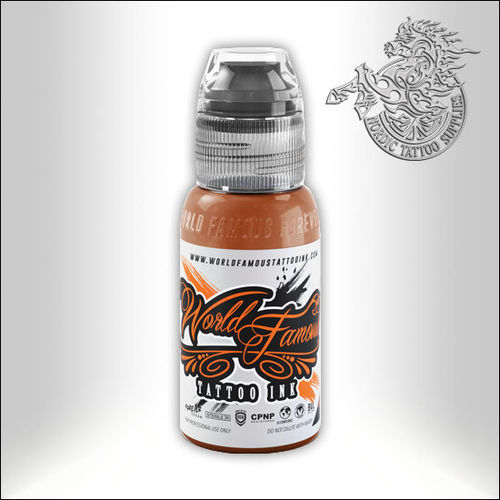 World Famous Ink Rust 30ml Nordic Tattoo Supplies