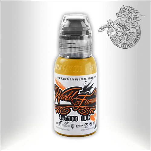 World Famous Ink - Sarah Miller - Asgard Gold, 30ml