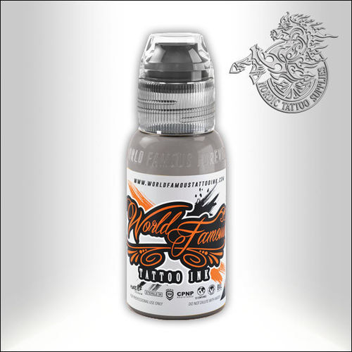 World Famous Ink - Sarah Miller - Fenrir Grey #1, 30ml