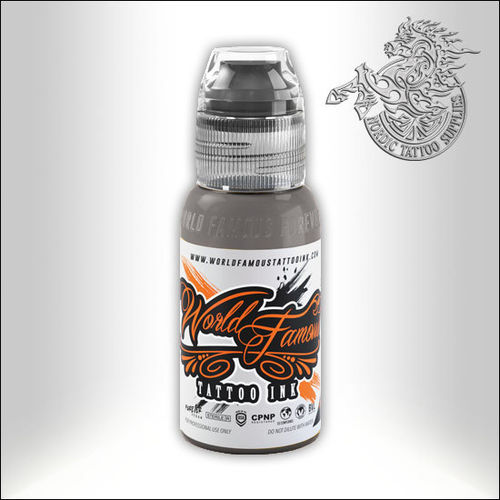 World Famous Ink - Sarah Miller - Fenrir Grey #2, 30ml