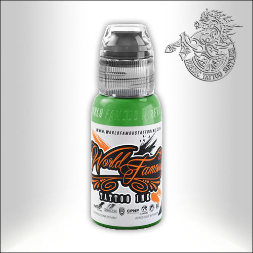 World Famous Ink - Sarah Miller - Loki Green, 30ml