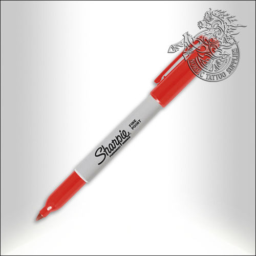 Sharpie Permanent Marker - Red