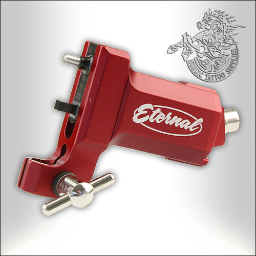 Eternal/HM Invictus Micro Glide Rotary - Red - 2.6mm