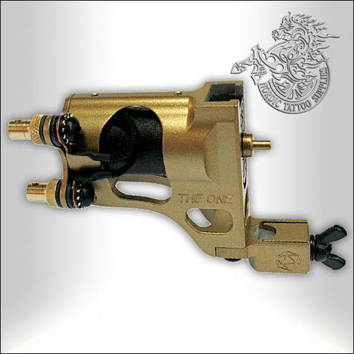 Shagbuilt The One Tattoo Machine - Stay Gold - Clipcord