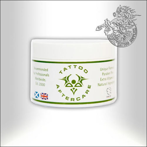 Tattoo Aftercare 100g Jar