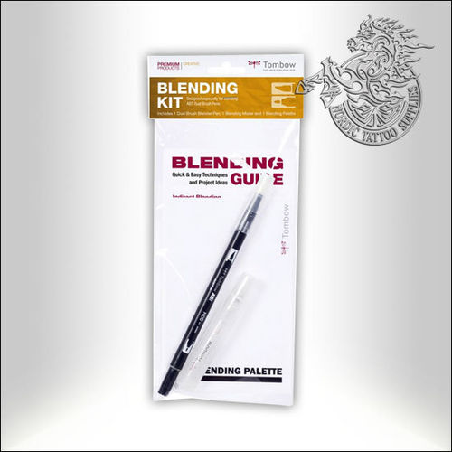 Tombow 4 Piece Blending Kit