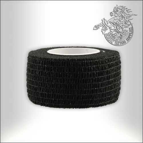 Cohesive Wrap - 25mm - Black