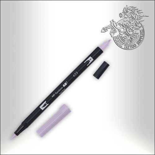 Tombow Pen 623 Purple Sage