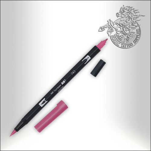 Tombow Pen 743 Hot Pink