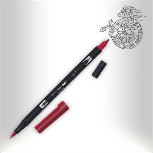 Tombow Pen 847 Crimson