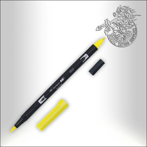 Tombow Pen 055 Process Yellow