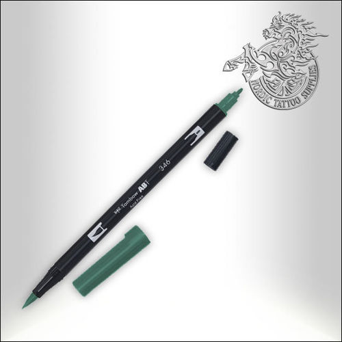 Tombow Pen 346 Sea Green