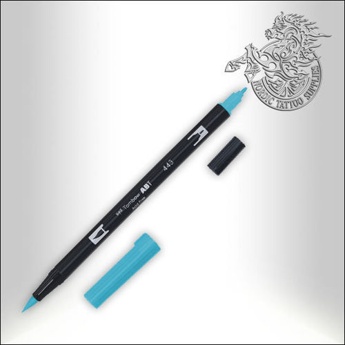 Tombow Pen 443 Turquoise
