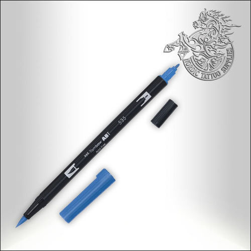Tombow Pen 535 Cobalt Blue