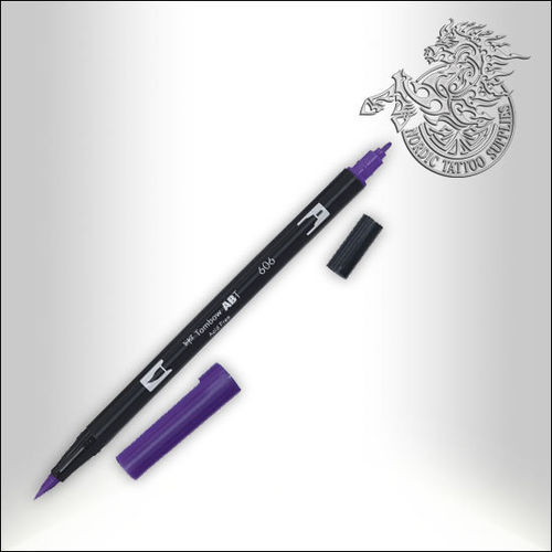 Tombow Pen 606 Violet