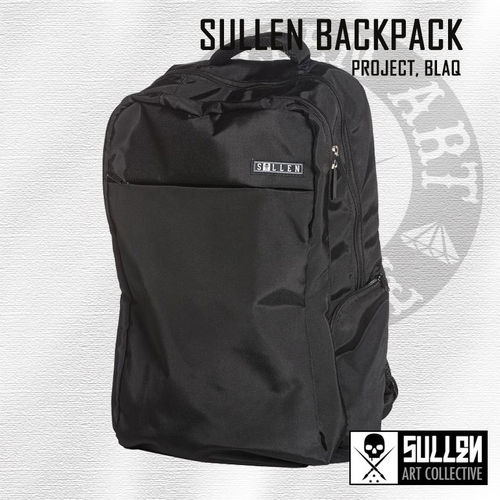 Sullen - Project Backpack - Blaq