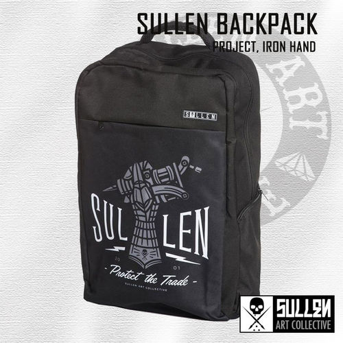 Sullen - Project Backpack - Iron Hand