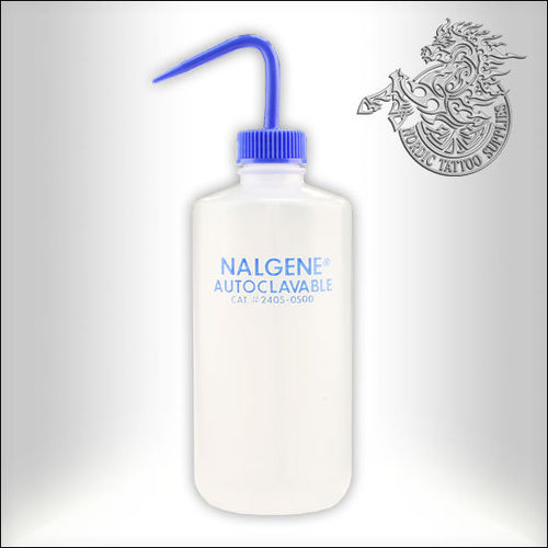 Nalgene Wash Bottle 500ml - Autoclavable