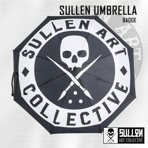 Sullen Badge Travel Umbrella