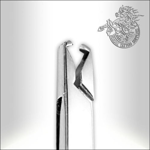 "Surface Anchor Forceps 5"" long with Diamond Shape Jaw"
