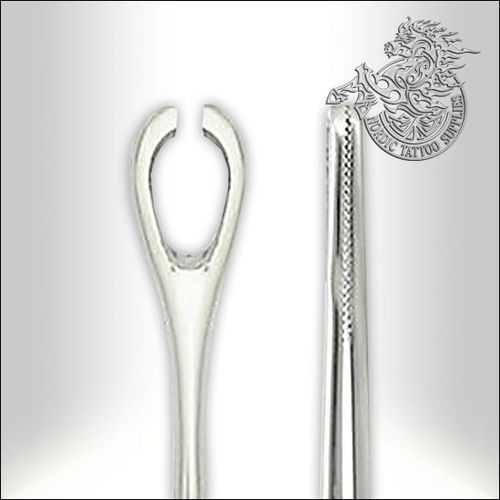 Mini Forester (Sponge) Forceps 6.5 inch Slotted