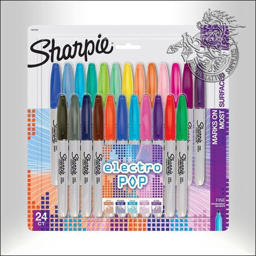 Sharpie Marker 24 Set