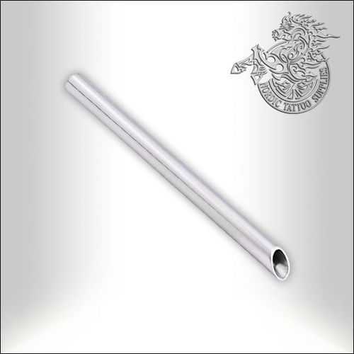 Stainless Steel Receiving Tube for Body Piercing Needles 4mm