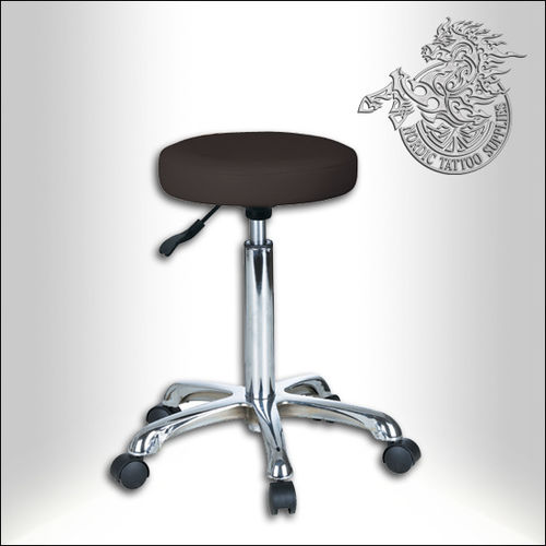 Beautician stool, Black