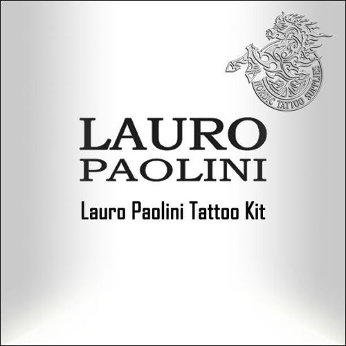 Tattoo Kit with Lauro Paolini Machine