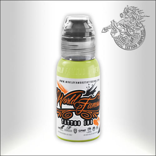 World Famous Ink - Vincent Zatter - Infected Chives, 30ml