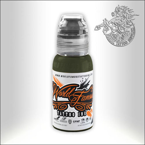 World Famous Ink - Vincent Zatter - Spoiled Sage, 30ml