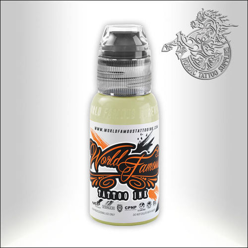 World Famous Ink - Vincent Zatter - Toxic Apple, 30ml