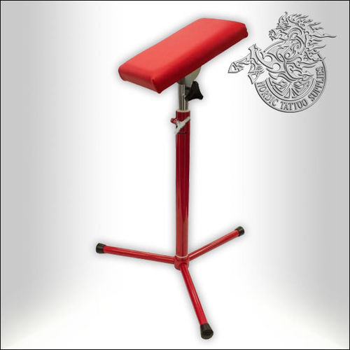 Tripod Armrest by Kwadron, Red