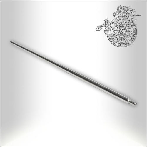 Stainless Steel Pin Taper for 18G Jewely