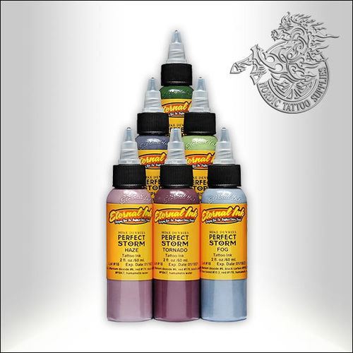 Eternal Ink - Mike Devries Perfect Storm - Full Kit 6 Colors