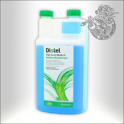 Distel High Level Medical Surface Disinfectant - Eucalyptus 1L
