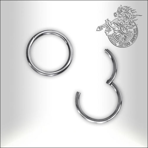 Surgical Steel Segment Ring 1,2mm