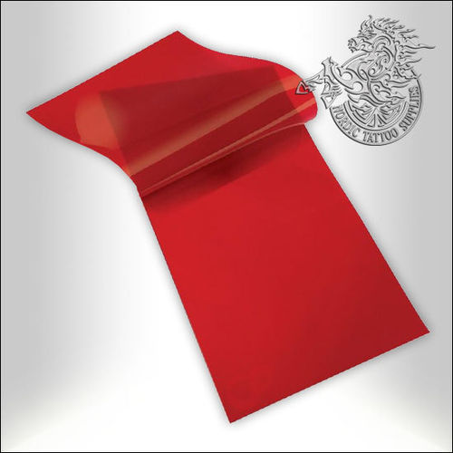 "S8 Red Carrier Sheet - Extra Long 71cm (28"")"